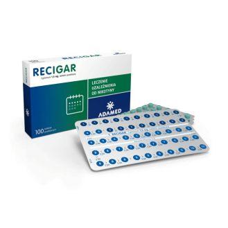 Recigar, tabletki powlekane...