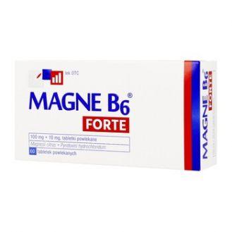 Magne B6 Forte, tabletki...