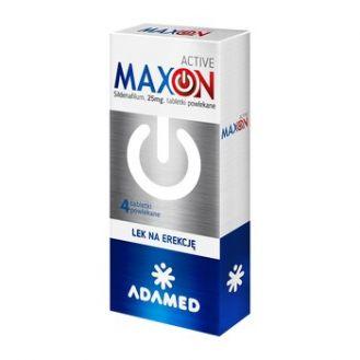 Maxon Active, tabletki...