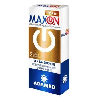 Maxon Forte, tabletki...
