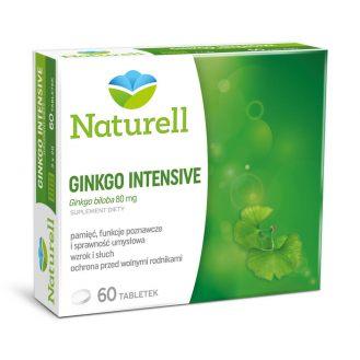 Naturell Ginko Intensive,...