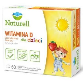 Naturell Witamina D dla...