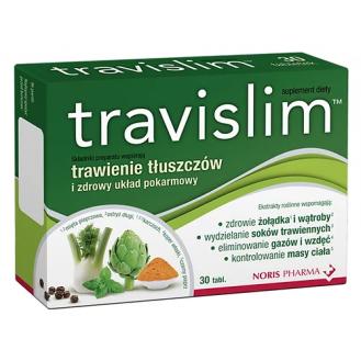 Travislim, tabletki...